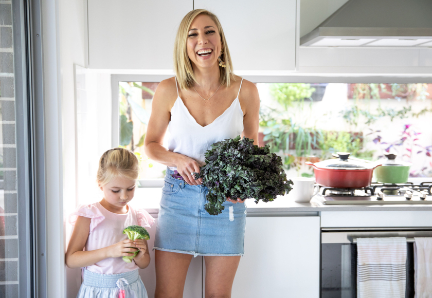 My Day On A Plate: Life as a mum, wellness coach and recipe developer, Shannon Cooper feature image