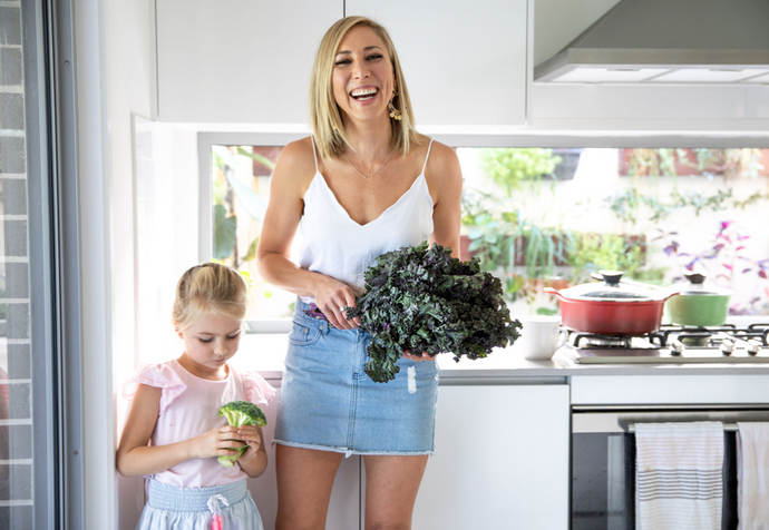 My Day On A Plate: Life as a mum, wellness coach and recipe developer, Shannon Cooper