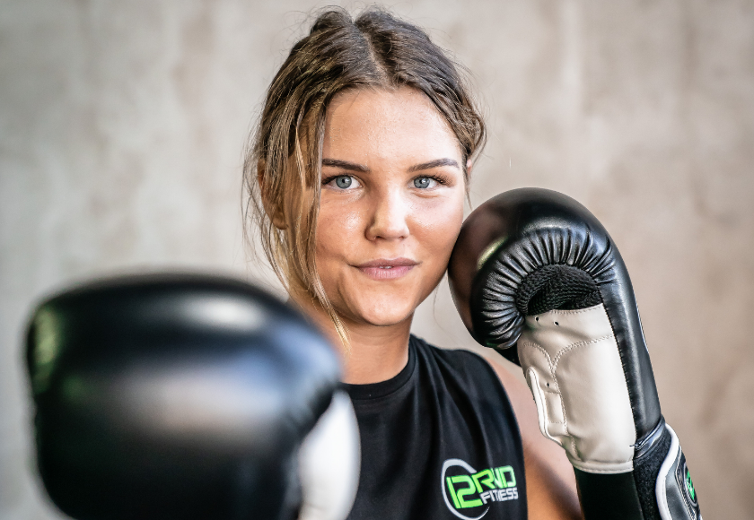 My Day On A Plate: Australian Boxing Champion Taylah Robertson feature image