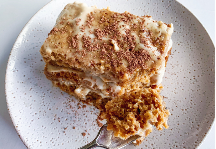 Rich and Decadent Vegan Tiramisu