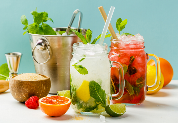 Five of the Healthiest Beverage Swaps