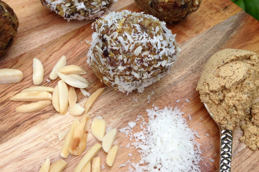 Chai Bliss Balls feature image