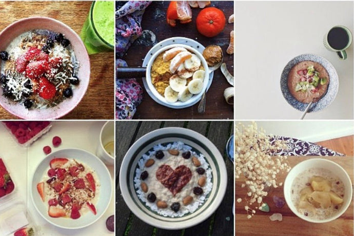 Five Things You'll Find In A Good For You, Gluten Free Porridge