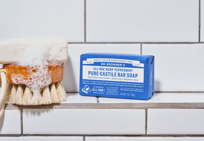 5 Different Ways To Use Your Dr Bronner's Pure Castile Soaps