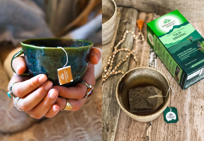 How This Organic Tea Brand Puts People & The Planet Before Profits