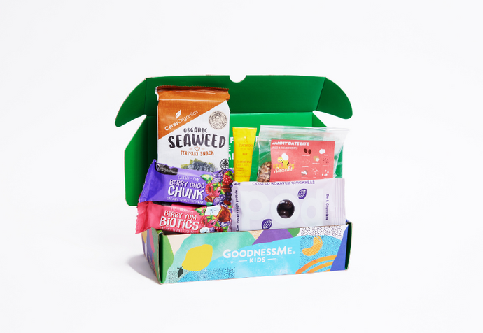 A Look Inside The September 2020 Kids Box