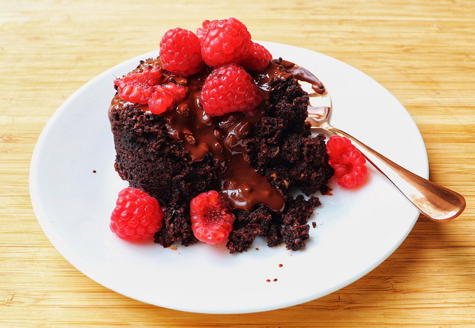 You Can Make This Gluten-Free Choc Mug Cake In The Microwave
