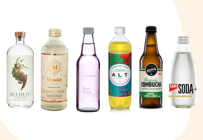 6 Non-Alcoholic Party Drink Swaps
