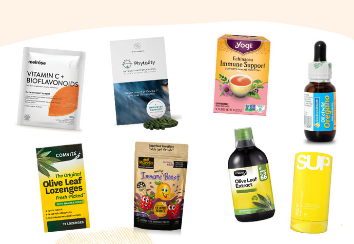 8 Natural Health Products To Support Your Immunity All-Year-Round