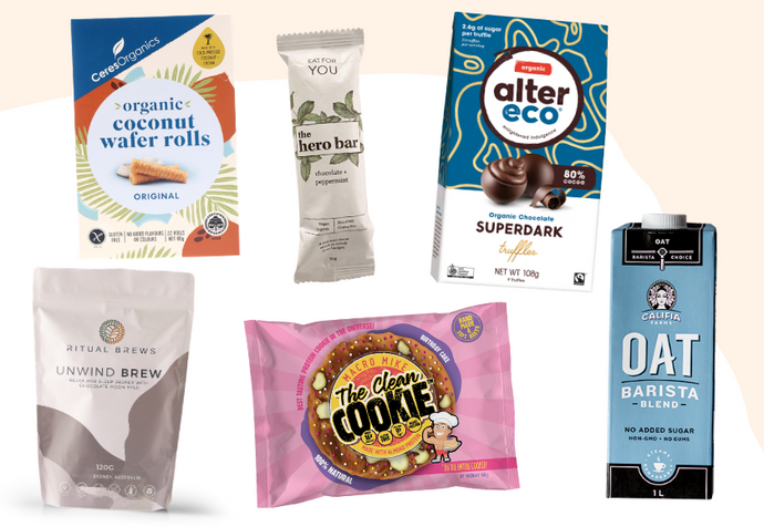 The Wholefood Treats You've Got to Try in 2021