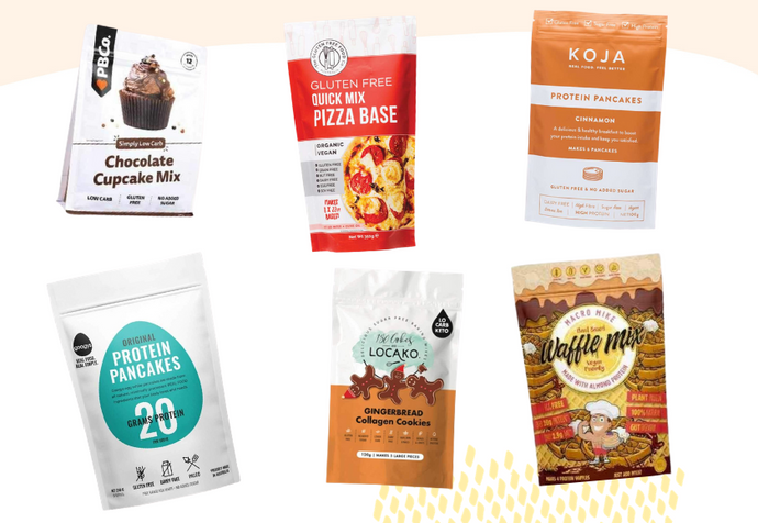These Healthy Packet Mixes Make Holiday Baking a Breeze