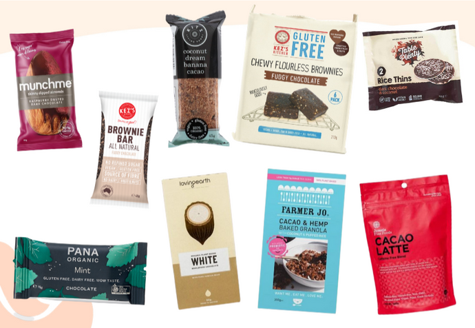 8 Wholefood Chocolate Treats to Stock Up On This Silly Season