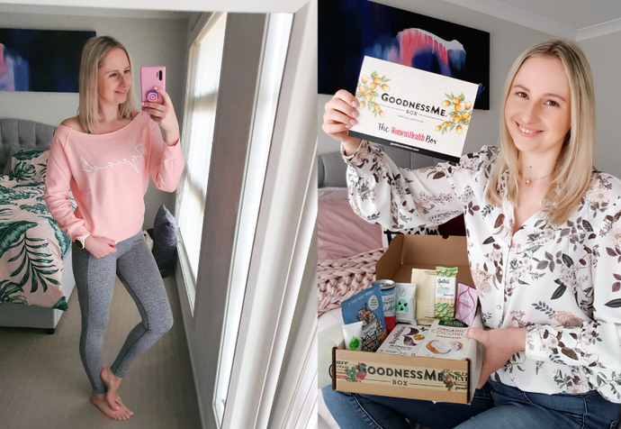 GMB Customer Transformation: Meet Our April Wholefoodie!
