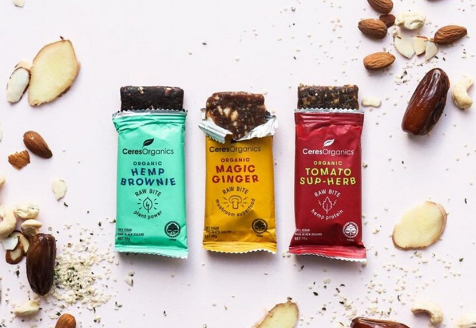 8 Of The Healthiest Snack Bars To Power You Through 2020