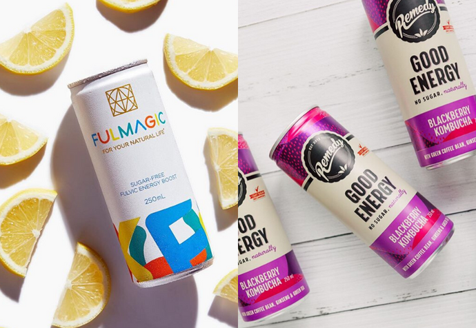 Natural Energy Drink Swaps For When You Need A Pick-Me-Up