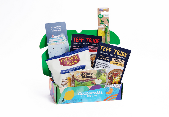 Get Ready For The New School Term With The July 2020 Kids Box