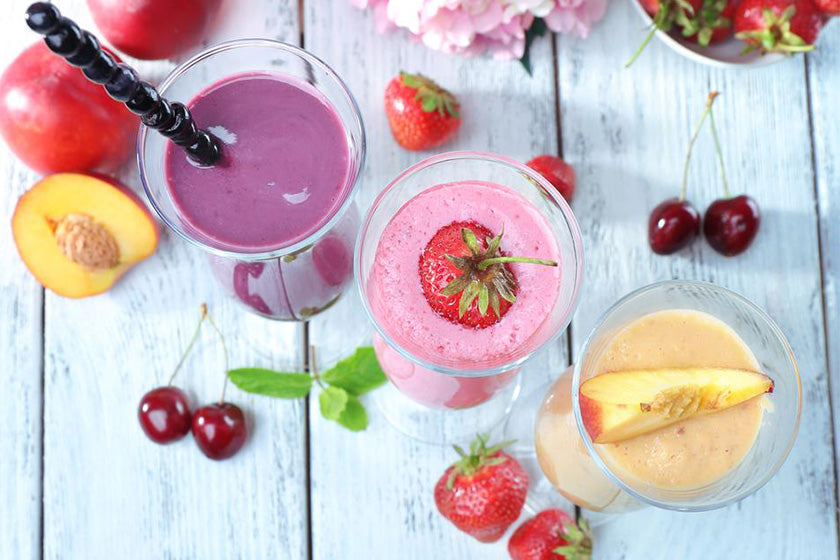 Healthy Summer Smoothies You Will Love! feature image