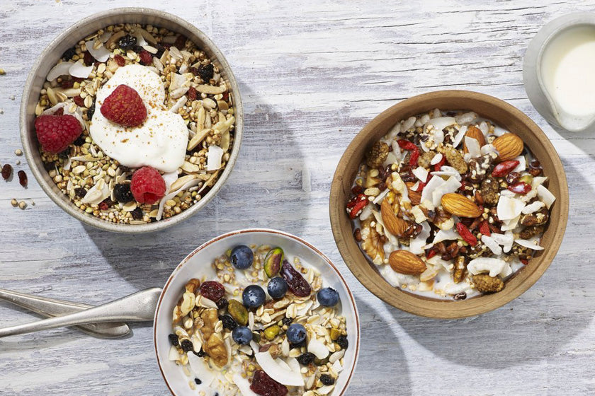 How To Make The Perfect Muesli feature image