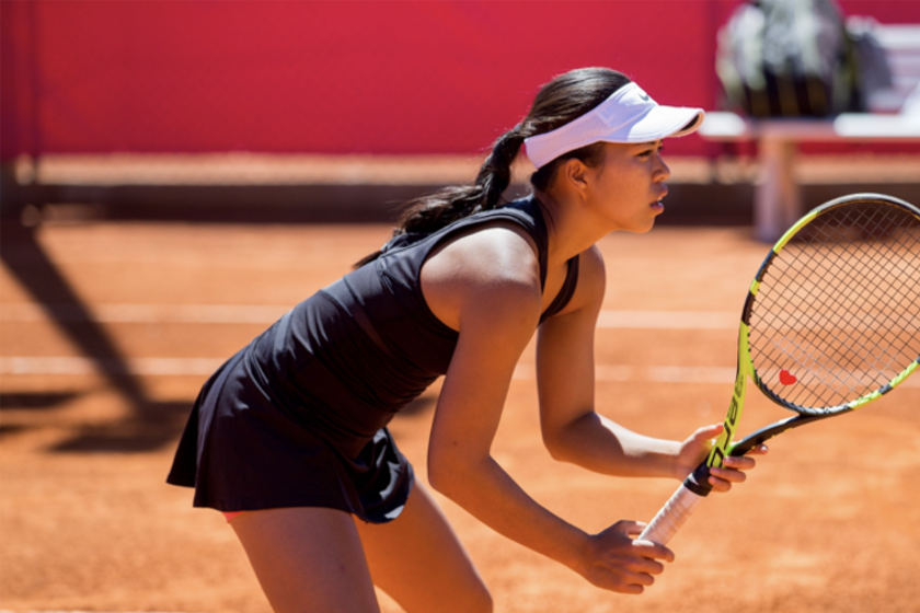 My Day on a Plate: Pro Tennis Star, Lizette Cabrera feature image