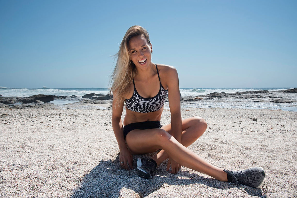 My Day on a Plate: Surfing Sensation Sally Fitzgibbons feature image