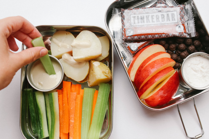 How To Create A Healthy Kids Lunch Box