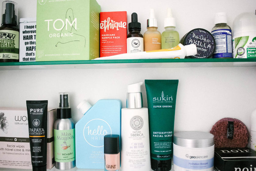 What's In My Beauty Cabinet?