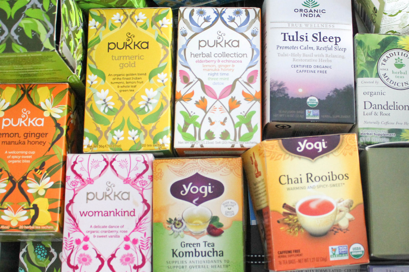 Top 8 Teas You Can Buy From The Supermarket feature image