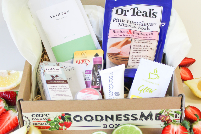 November 2018 Beauty Box Reveal