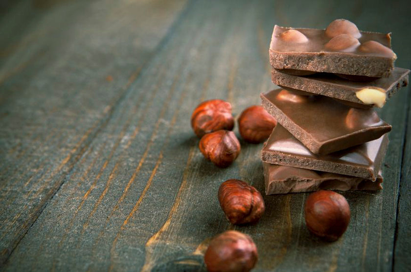 How to practice portion control with chocolate…And whether it really is healthier from the health food store feature image