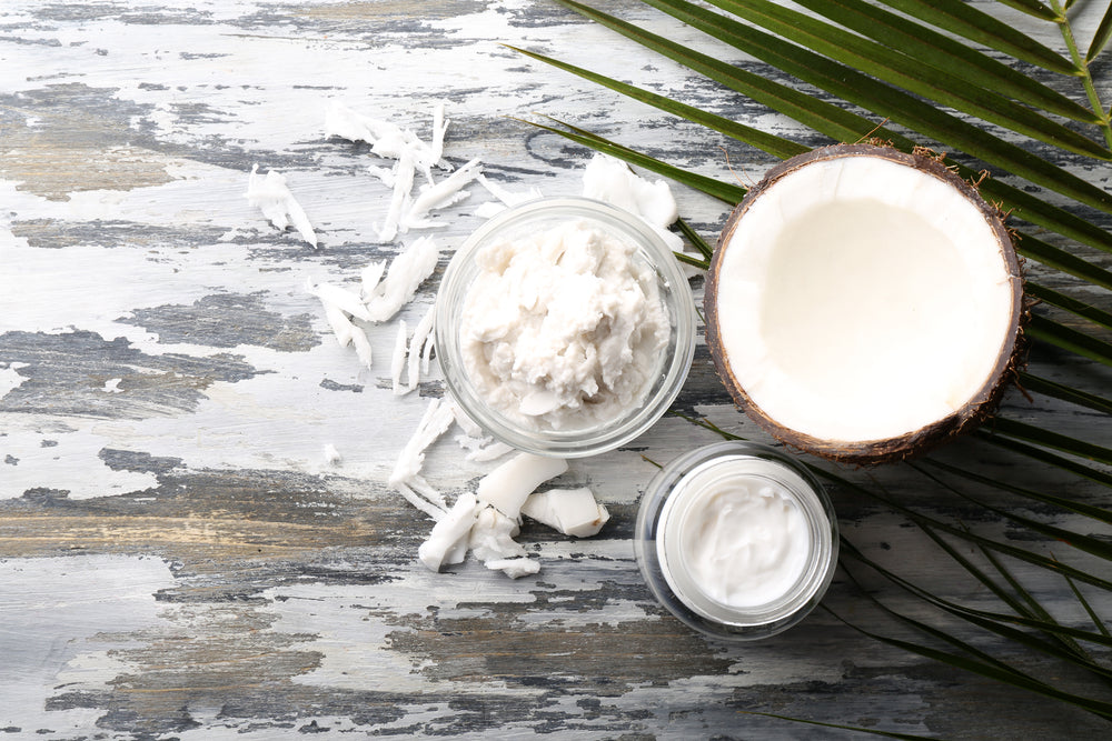 The Benefits of Coconut Oil feature image