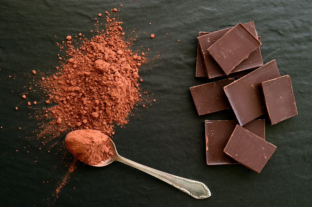 What To Look For In A Healthy Dark Chocolate feature image