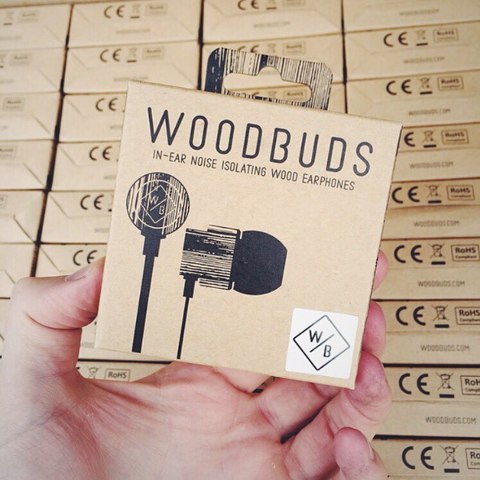 GoodnessMe Box Woodbuds