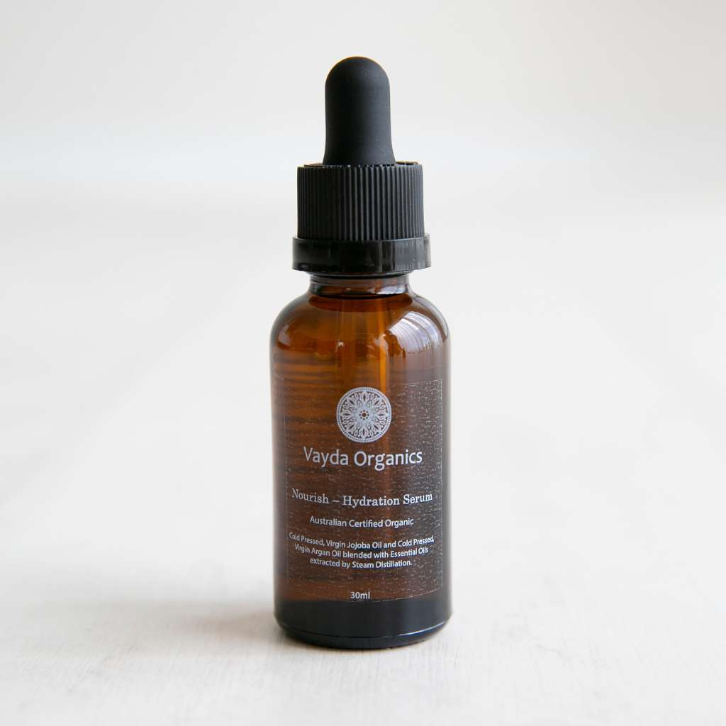 Vadya Organics Nourish Hydrating Serum 30ml
