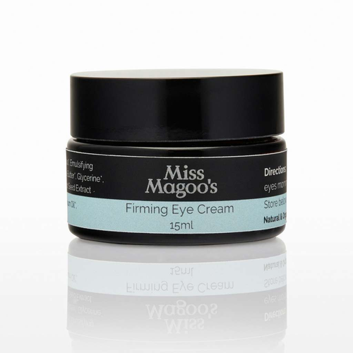 Miss Magoo's Natural & Organic Skincare Firming Eye Cream 15ml - GoodnessMe
