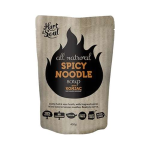 Hart & Soul Soup Pouch Spicy Noodle with Konjac 400g