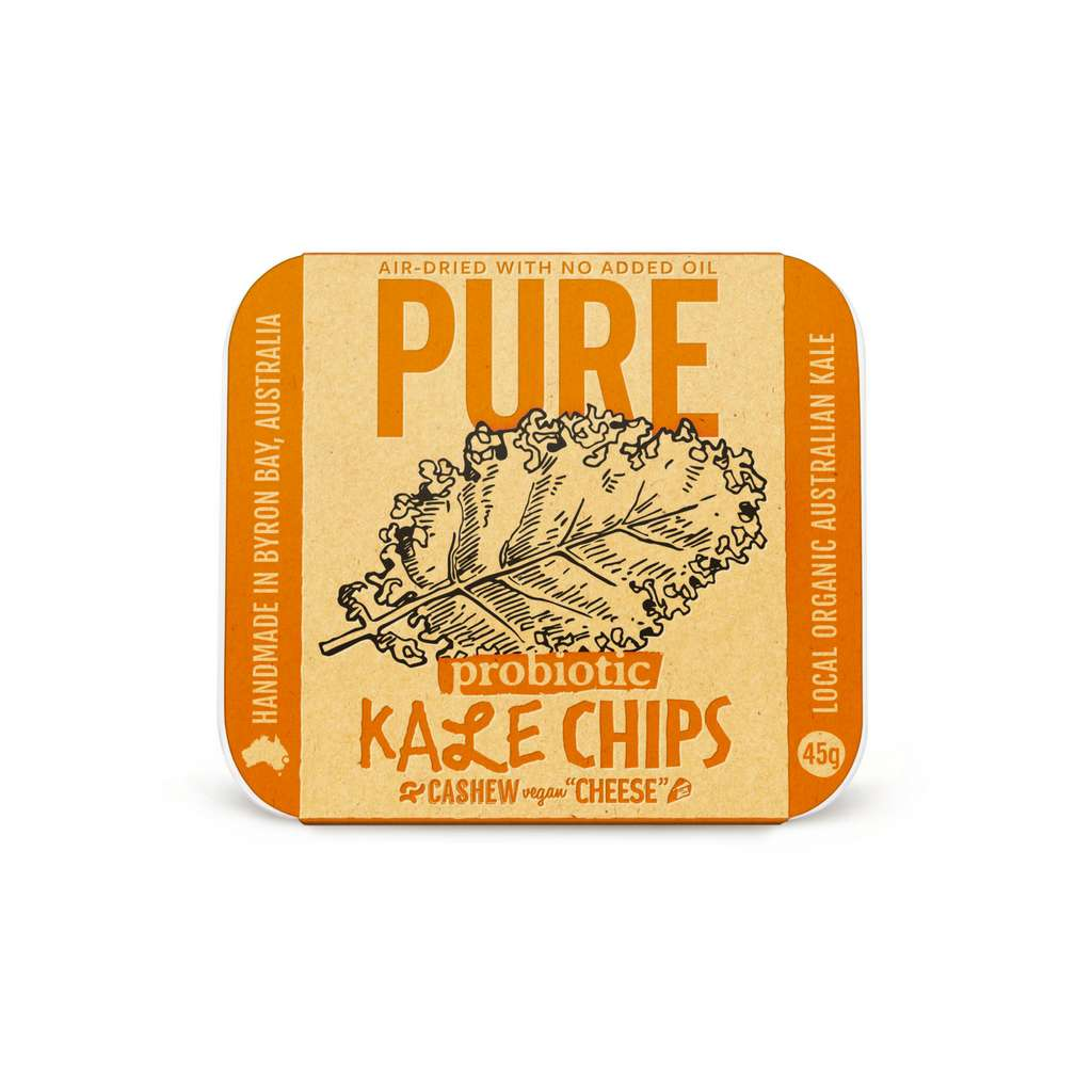 "Extraordinary Foods - Pure Snack Cashew Vegan ""Cheese"" 45g"