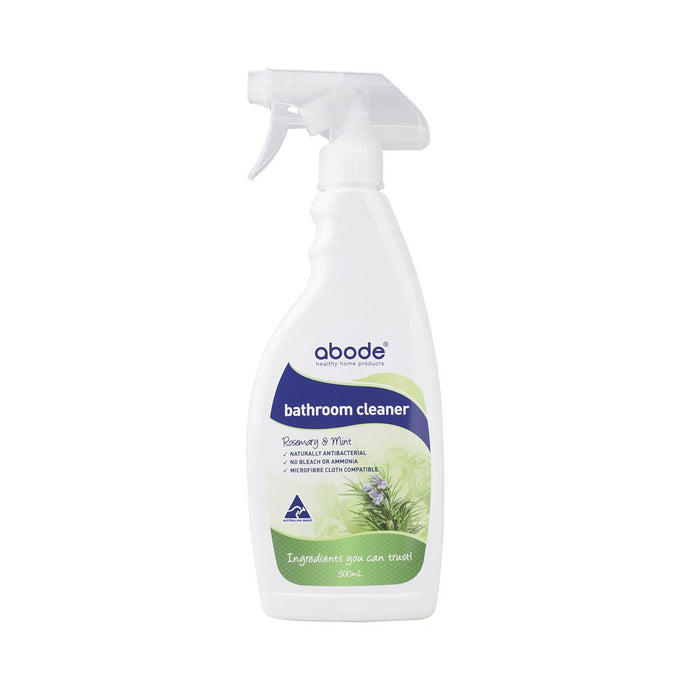 Abode Bathroom Cleaner Rosemary & Mint 500ml - GoodnessMe