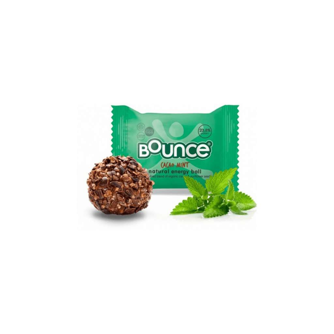 Bounce Balls Mint Cacao 12x42g