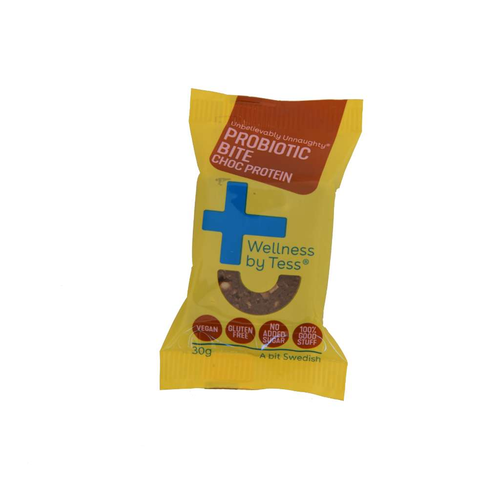 Wellness by Tess Probiotic Bite Hazelnut Crunch - GoodnessMe