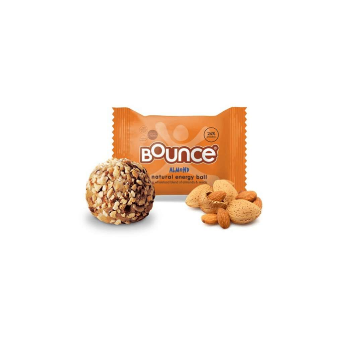 Bounce Balls Almond Protein 12x49g