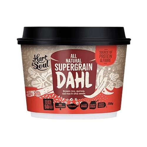 Hart & Soul Ready Meal Super Grain Dahl 3x 250g