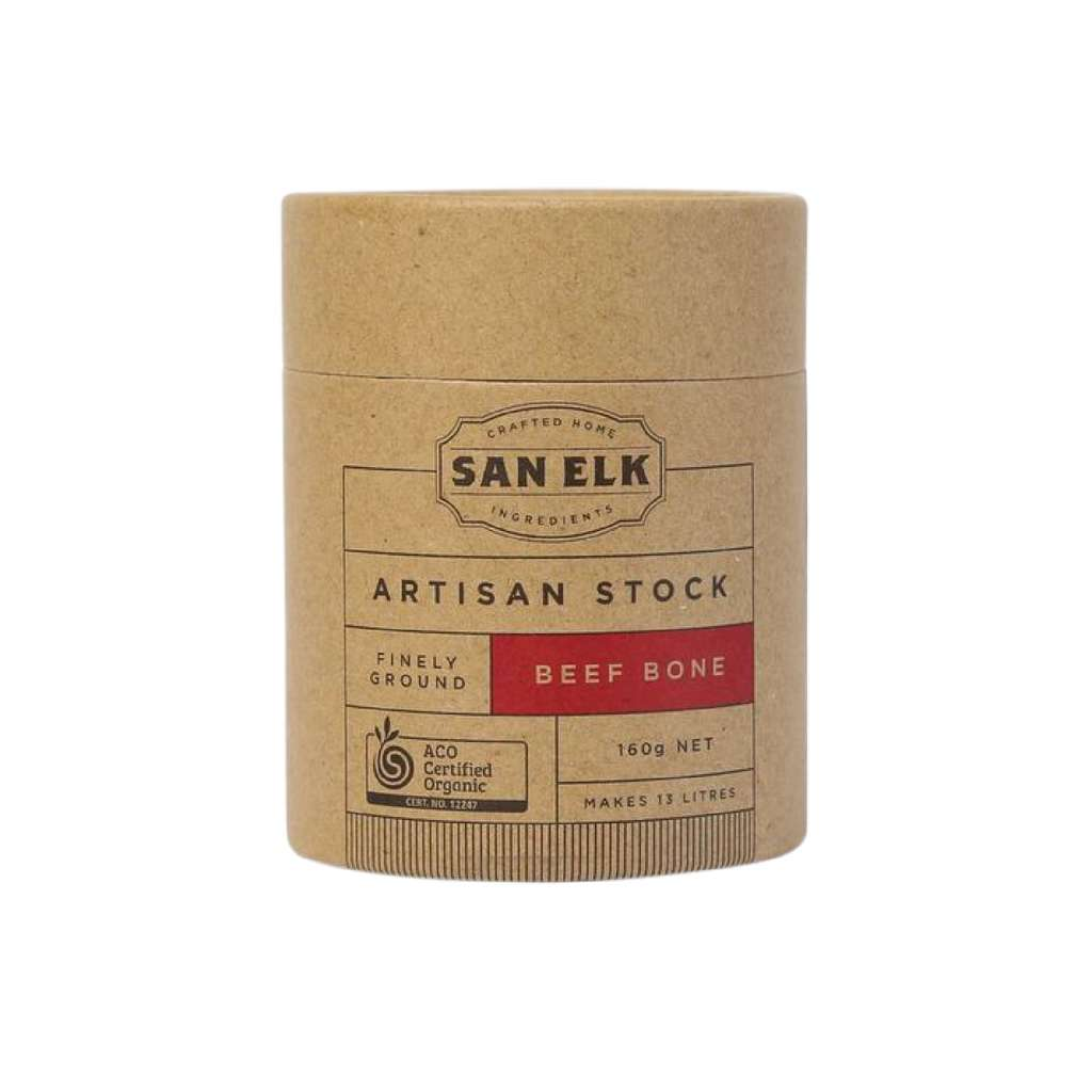 San Elk - Beef Bone Stock 160g