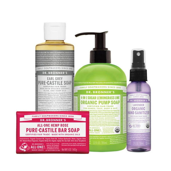 Dr. Bronner's Joy Pack x 2 Boxes