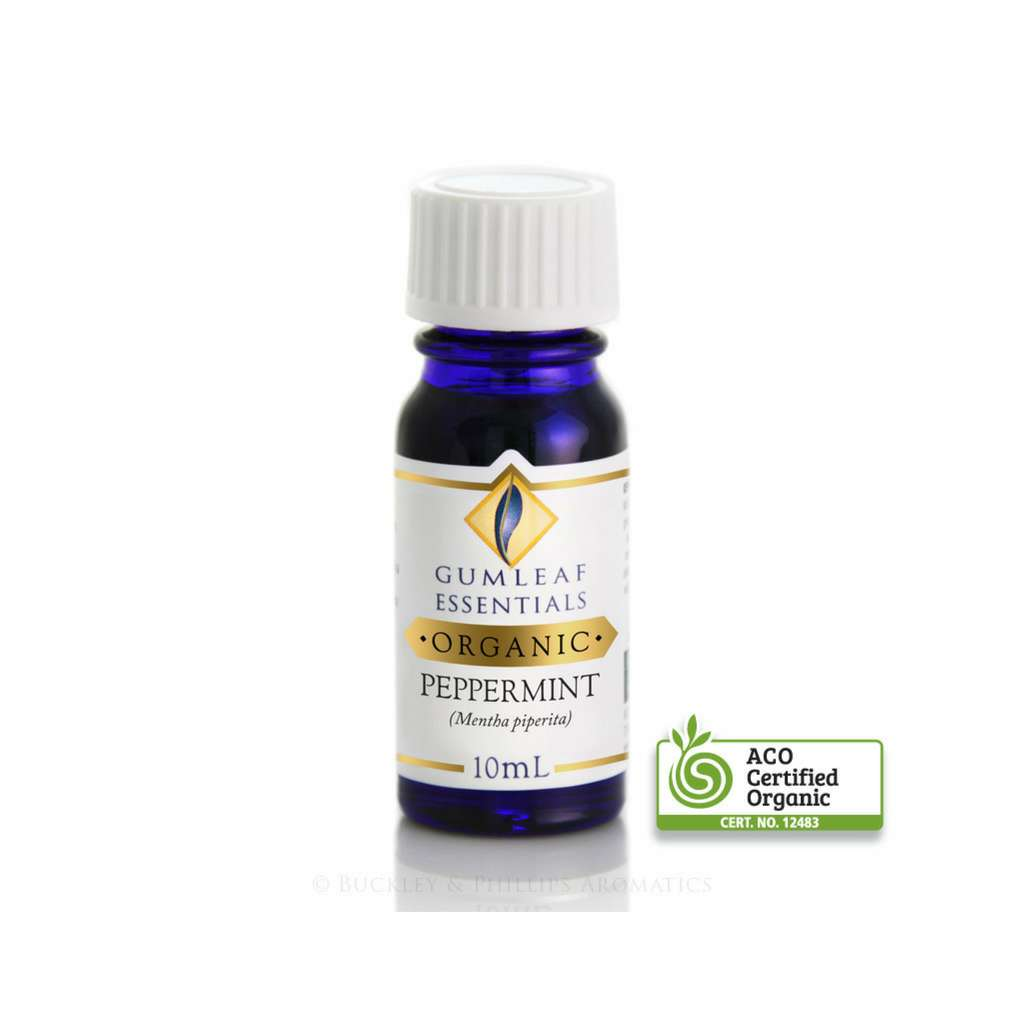 Gumleaf Essentials - Peppermint Organic Essential Oil 10ml