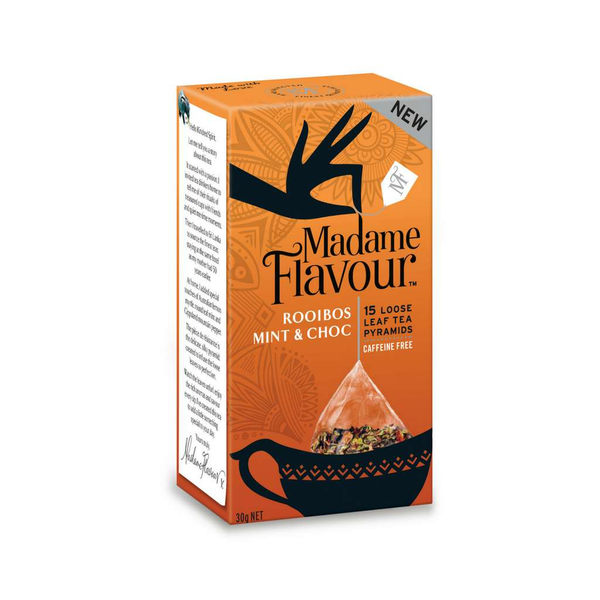 Madame Flavour - Rooibos Mint Choc 30g