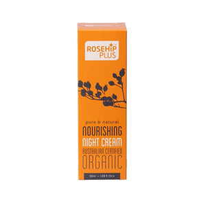 RosehipPLUS Nourishing Night Cream 50ml