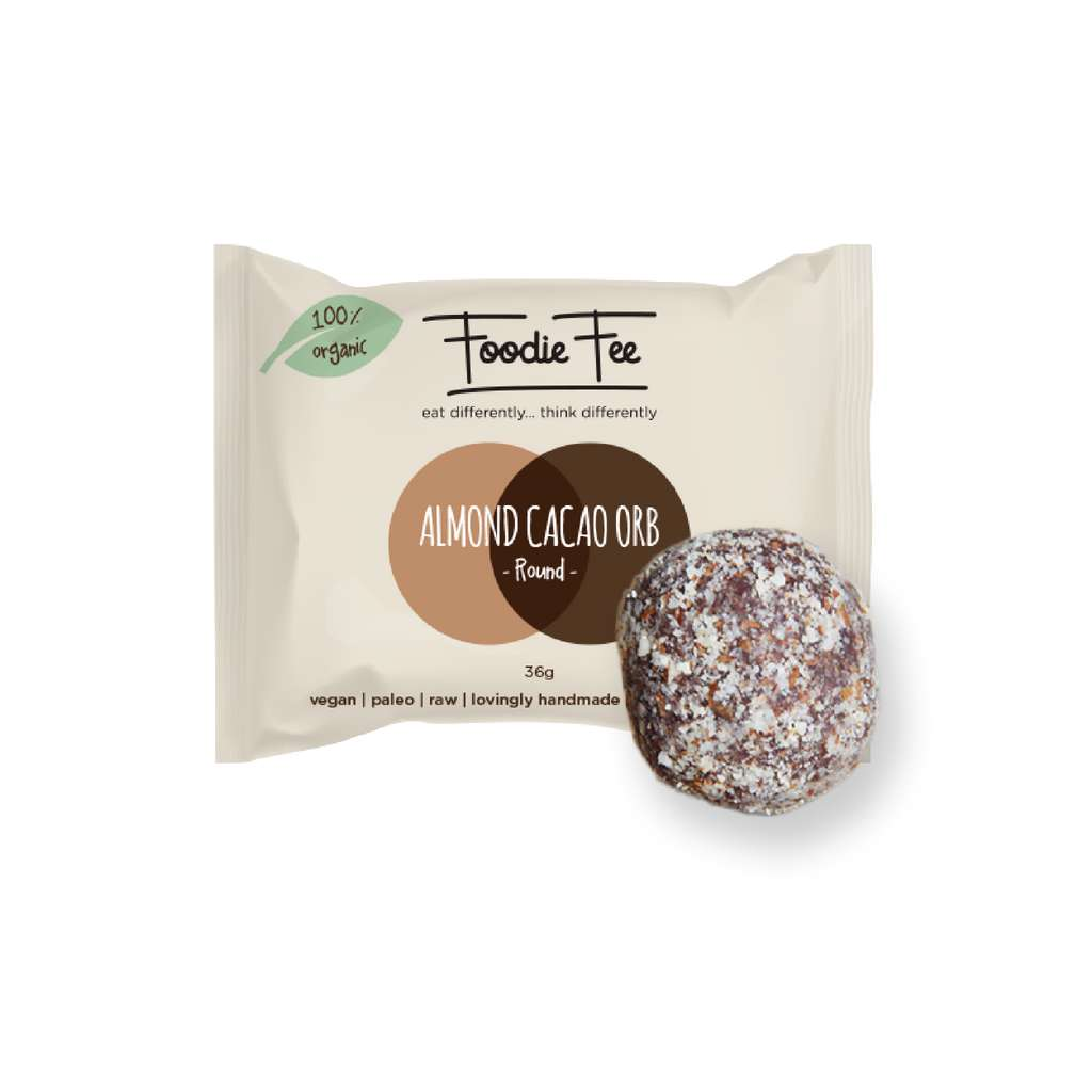 Foodie Fee - Almond Cacao Orb 36g