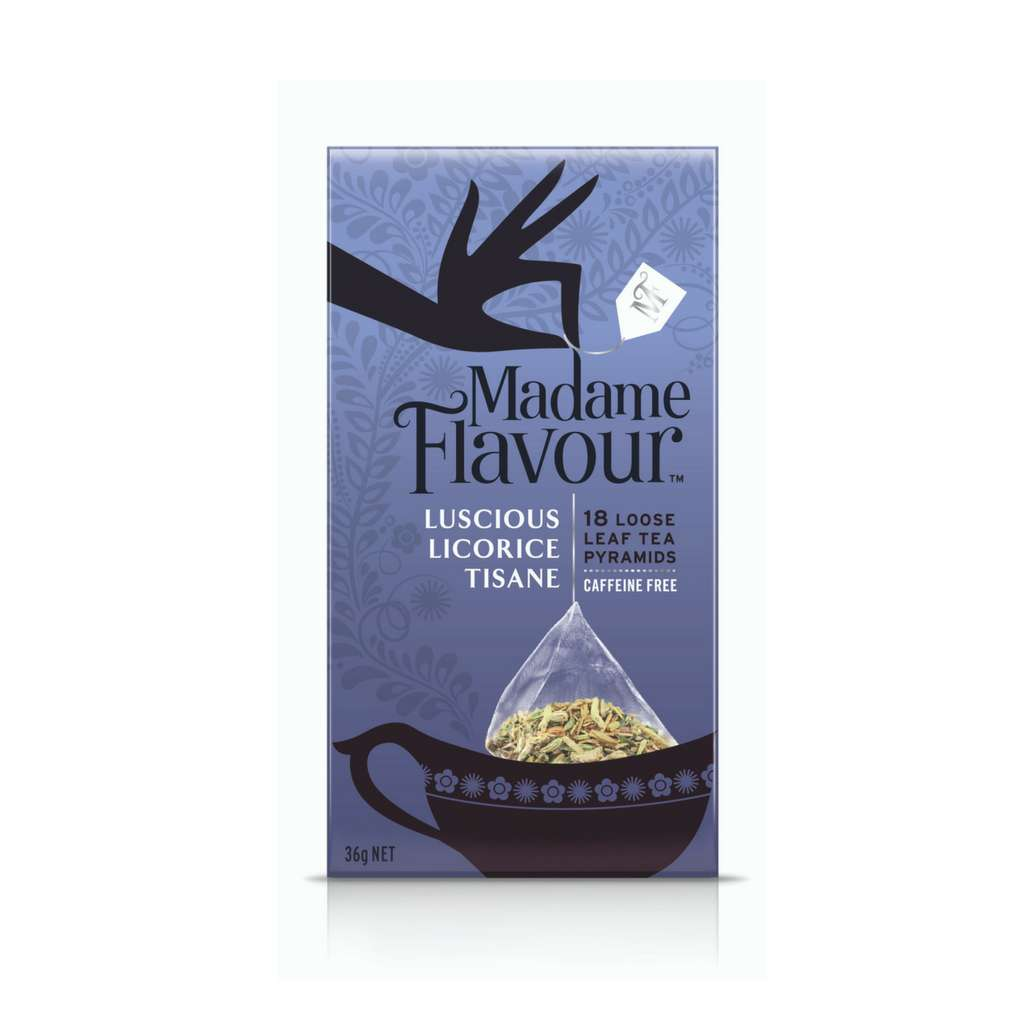 Madame Flavour - Luscious Licorice 30g