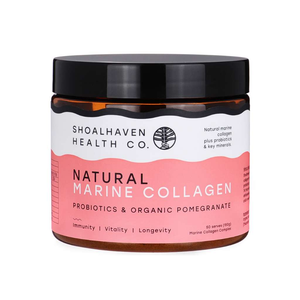 Shoalhaven Health Natural Marine Collagen Pomegranate 150g