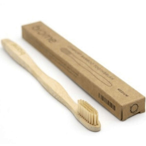 Biome Eco Stores Bamboo Toothbrush - GoodnessMe